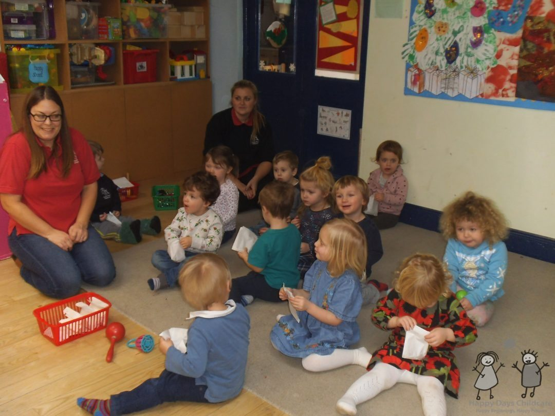 Happy Days Childcare Key Person