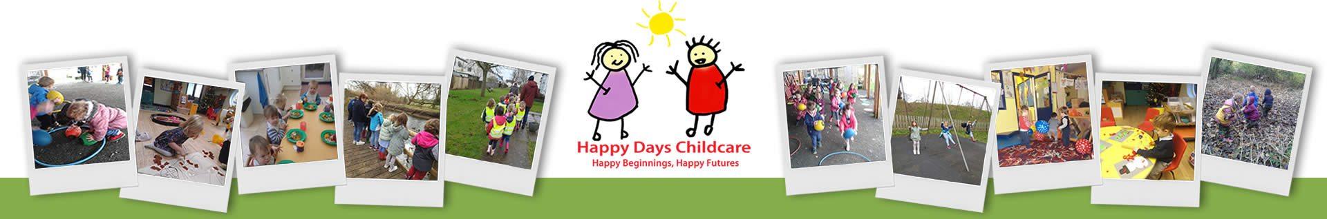 Happy Days Childcare Nursery Photo Gallery
