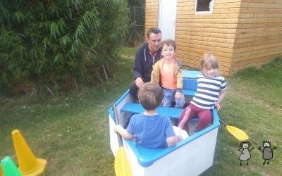 Fathers Day fun!