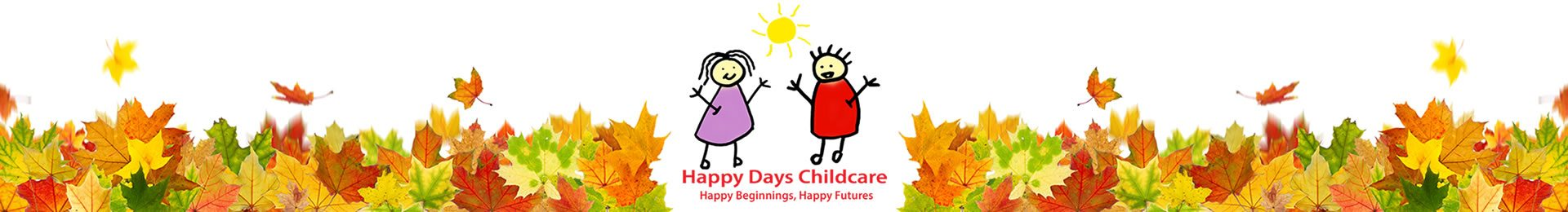 Happy Days Childcare Nursery Woodland Wanderers