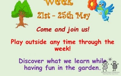 Outside Learning Week