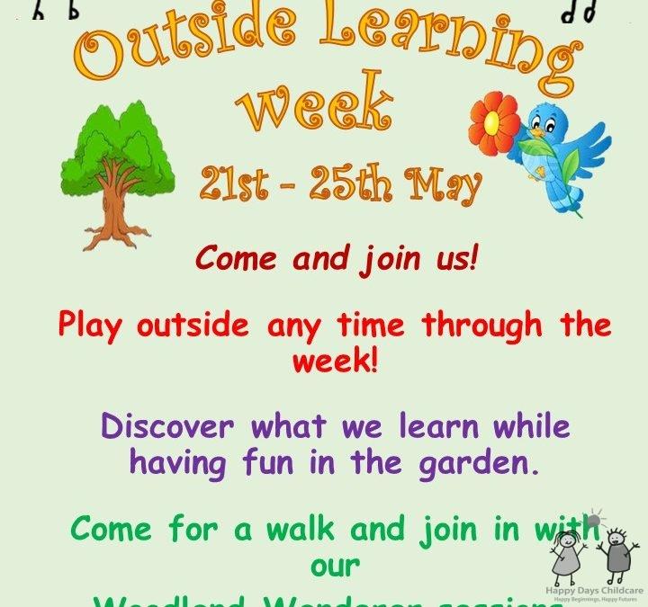 Outside Learning Week