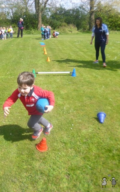 19th April Rugby Tots