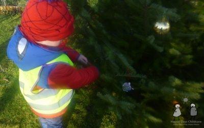 Community Christmas Tree Decorating!