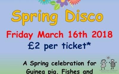 Spring Disco!