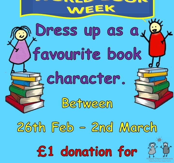 World Book Week!