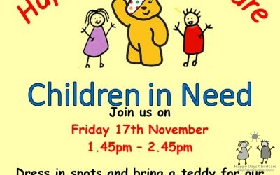 Children in Need Week