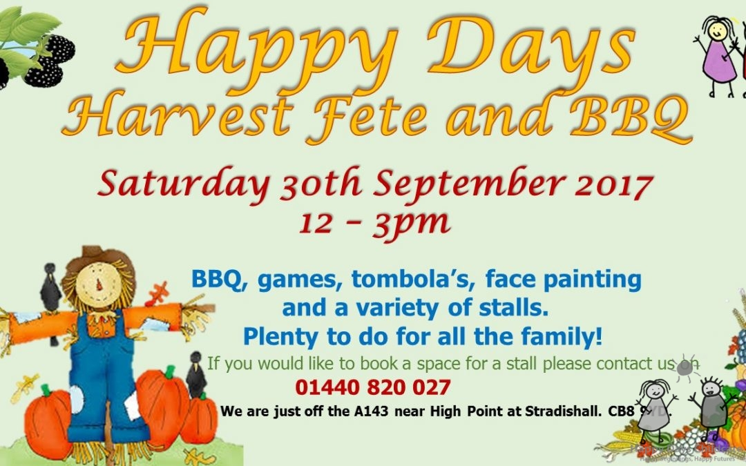 Happy Days Fete