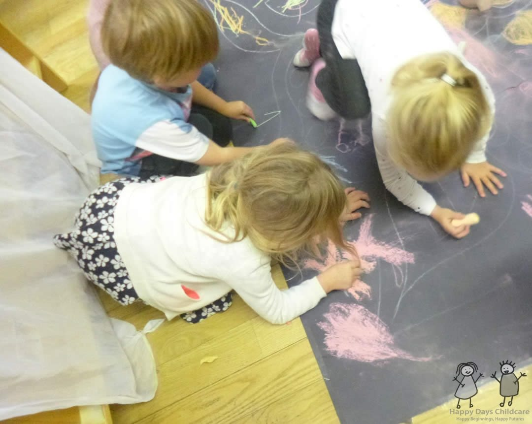 Holiday Club at Happy Days Childcare, Suffolk